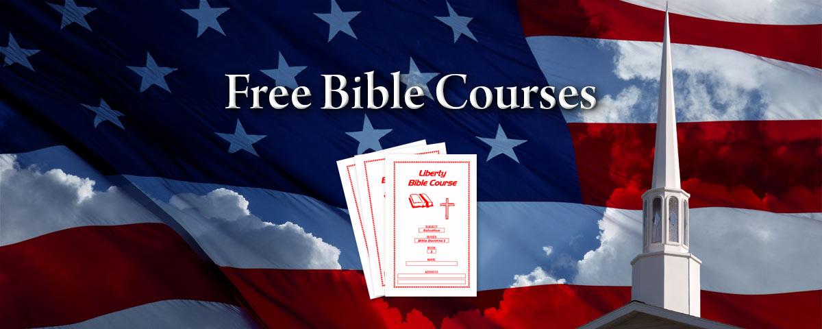 Free Bible Study Courses